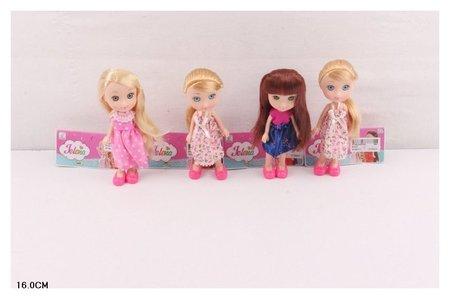 Кукла 16 см  КНР Игрушки