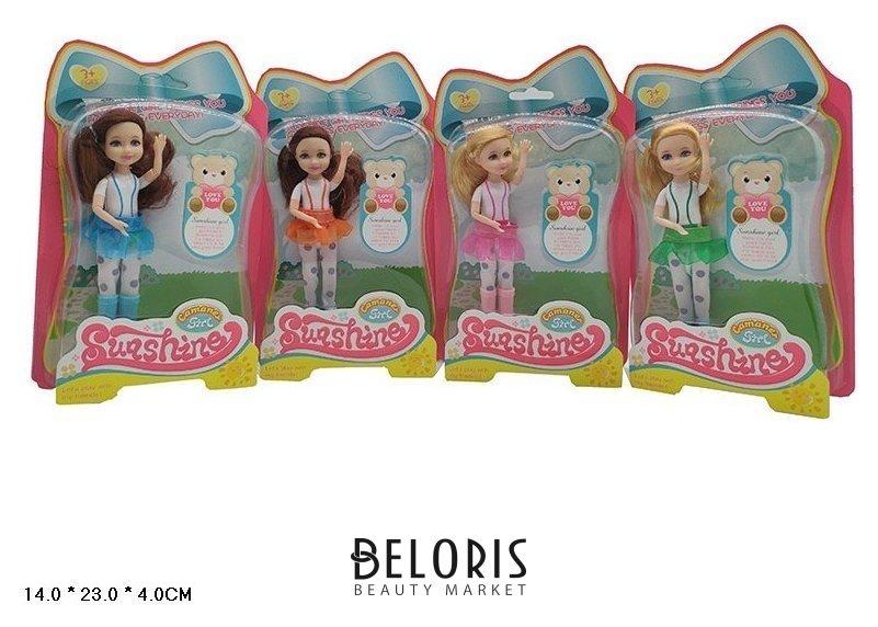 Кукла с гибкими руками КНР Игрушки