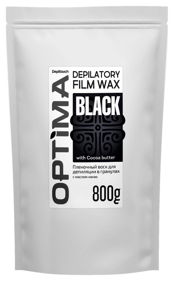 Воск пленочный для депиляции в гранулах Black  Depiltouch