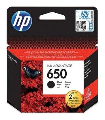 Картридж струйный Hp (Cz101ae) Deskjet Ink Advantage 2515/2516 №650, черный, оригинальный  Hp
