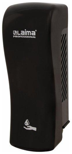 Диспенсер для жидкого мыла Laima Professional Original, наливной, 0,8 л, черный, Abs-пластик  Лайма