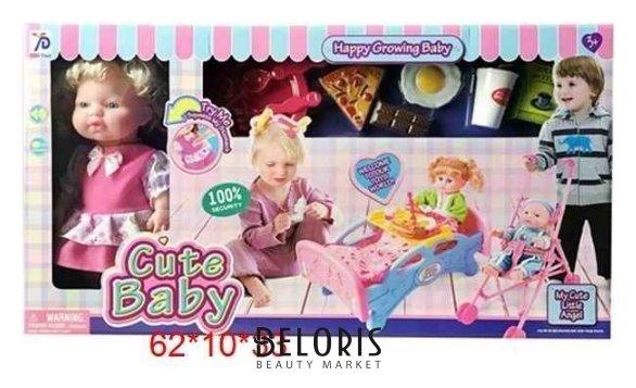 Набор Кукла с аксессуарами КНР Игрушки