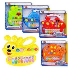 Пианино знаний  Play Smart (Joy Toy)