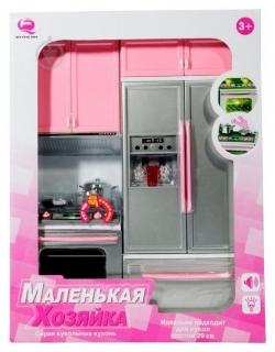 """Игровой набор """"Кухня Маленькая хозяйка"""" (свет, звук)"""