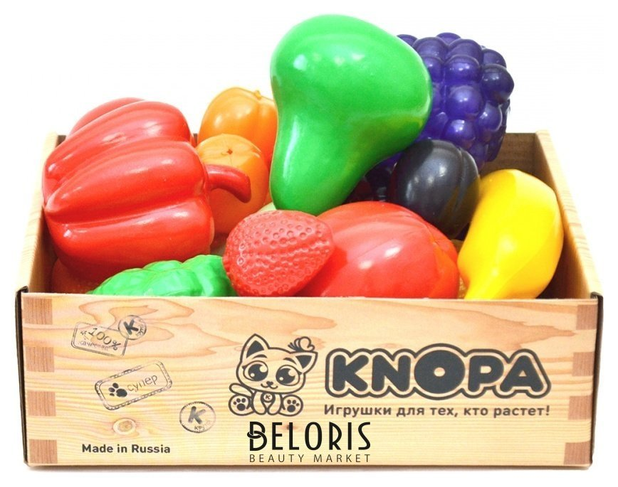 Большой ящик Фрукты-овощи Knopa
