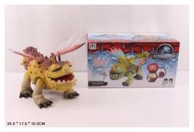Игрушка подвижная Дракон со световыми и звуковыми эффектами  КНР Игрушки