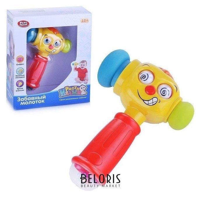 Развивающая игрушка Забавный молоток Play Smart (Joy Toy) Расти малыш