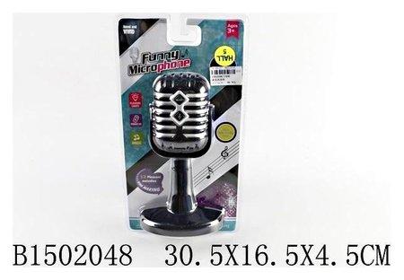 Микрофон  КНР Игрушки