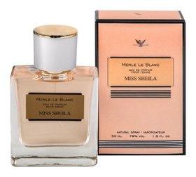 Парфюмерная вода женская Merle Le Blanc Miss Sheila PontiParfum