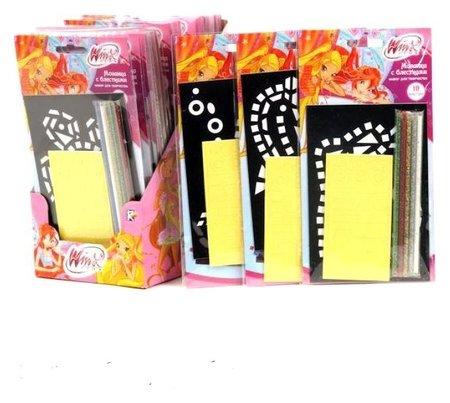 Набор для творчества - мозаика с блестками Winx  Winx