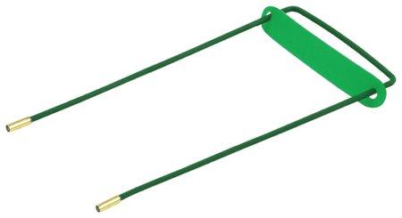 Механизмы для скоросшивания металло-пластиковые, комплект 10 шт., 80х200 мм  Staff
