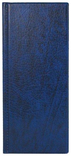 """Визитница четырехрядная на 96 визитных, дисконтных или кредитных карт, синяя, """"ДПС""""  Dps Kanc"""