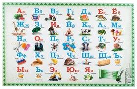 Коврик-подкладка настольный для письма Алфавит  Dps Kanc