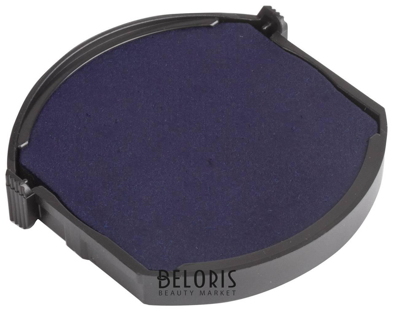 Подушка сменная для печатей диаметром 42 мм, для Trodat 4642, синяя Trodat
