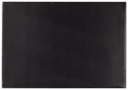 Коврик-подкладка настольный для письма (590х380 мм), с прозрачным карманом, черный  Brauberg
