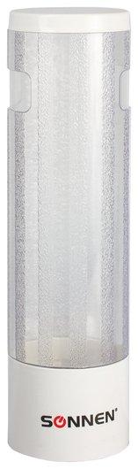 Стаканодержатель SONNEN CH-33, 50 стаканов, на винтах, белый  Sonnen