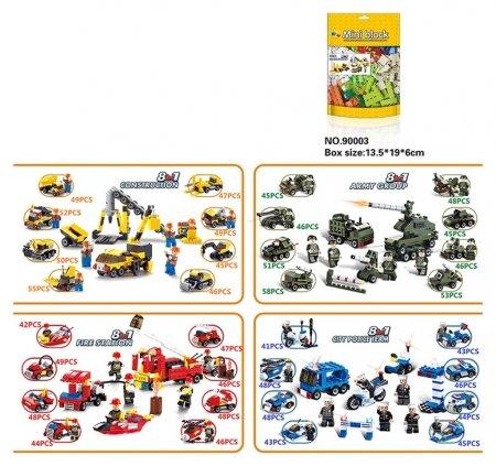 Мини-конструктор Техника   КНР Игрушки