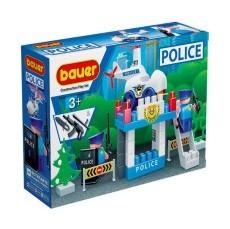 Конструктор-игра Вертолетная площадка Bauer Police