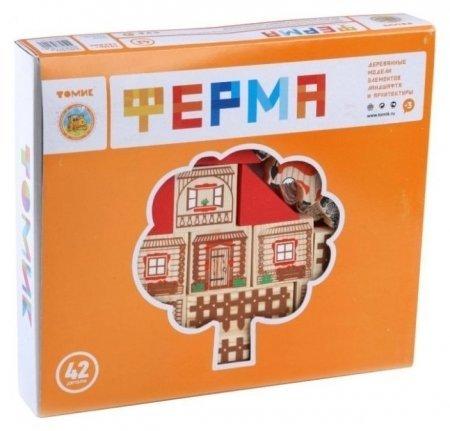 Конструктор Ферма 42 элемента  Томик