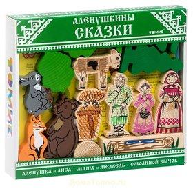 Конструктор Аленушкины сказки  Томик