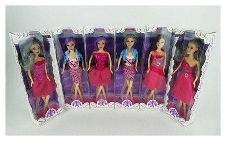 Кукла меняет цвет волос и тела  Наша игрушка