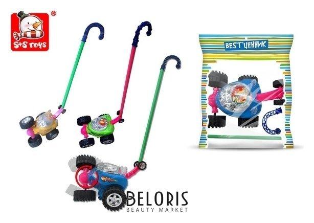 Каталка Машина-акробат S+S toys