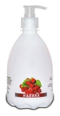"""Мыло жидкое """"Лесные ягоды"""" малина  ROMAX"""