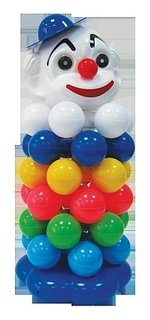 """Пирамида """"Клоун"""" (средний шар)"""