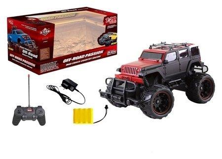 Радиоуправляемый внедорожник Безумные гонки  HB Toys