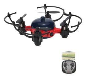 Квадрокоптер на радиоуправлении