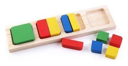 Рамка-вкладыш геометрический  Томик