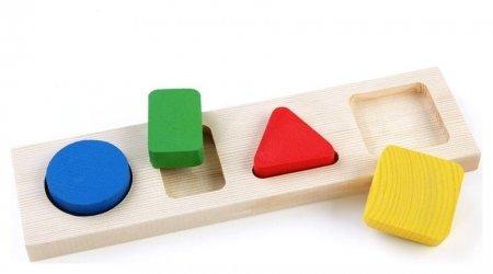 Рамка-вкладыш геометрическая Малая  Томик