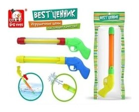 Водный бластер  S+S toys