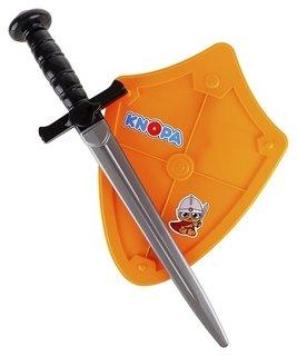 """Набор оружия """"Богатырь"""" щит и меч  Knopa"""
