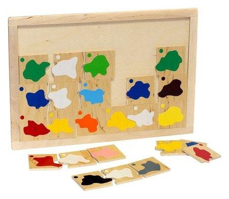 """Игра детская деревянная """"Смешение цветов""""  Lam Toys"""