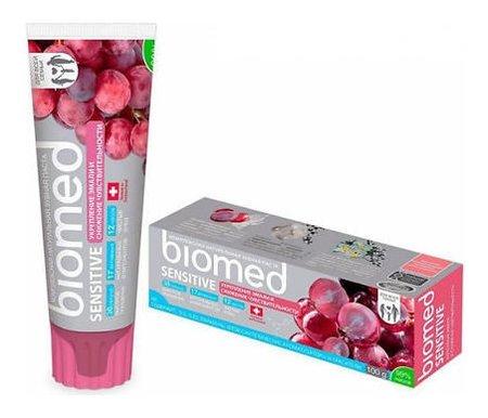 Зубная паста Sensitive  Biomed