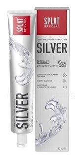 Зубная паста Special Silver  Splat
