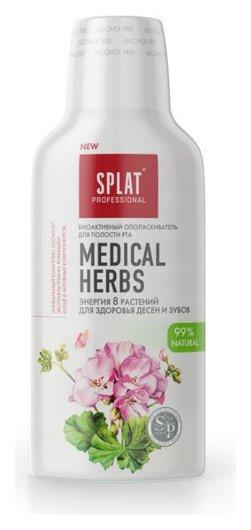 Ополаскиватель для полости рта Medical Herbs  Splat