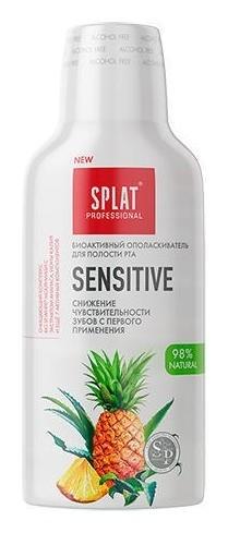 Ополаскиватель для полости рта Sensitive  Splat