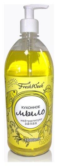 Жидкое мыло кухонное  FreshWeek