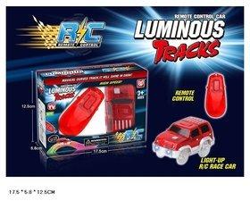 Машинка светящаяся