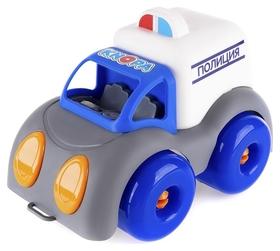 Машинка Полиция  Knopa
