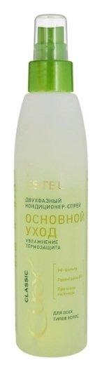 Кондиционер-спрей для волос двухфазный Основной уход  Estel Professional