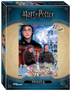 Пазл 260 элементов Гарри Поттер Step puzzle Warner Bros.
