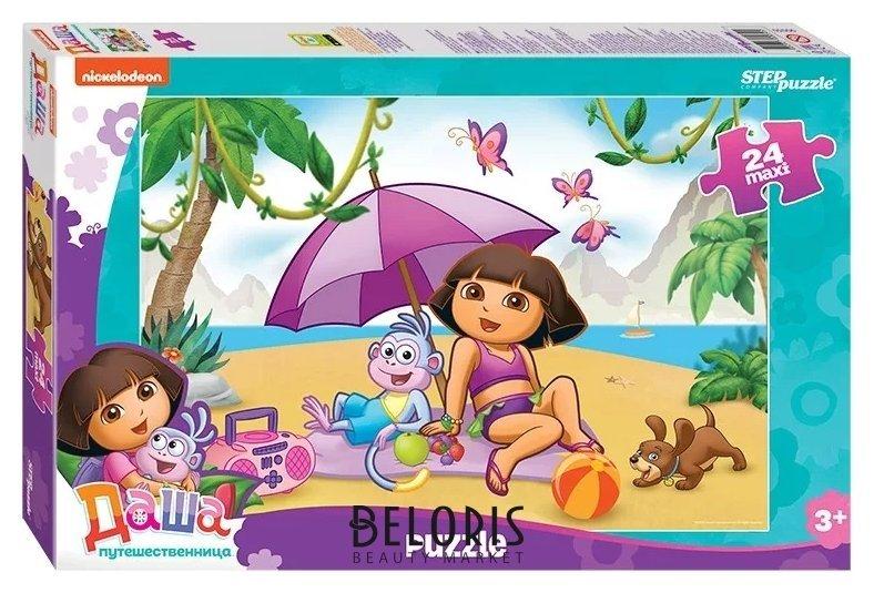 Пазл maxi 24 элемента Даша-путешественница Step puzzle Nickelodeon