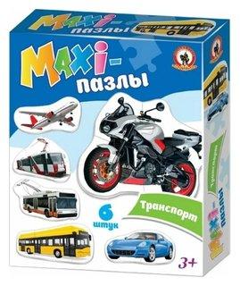 Maxi-пазл Транспорт