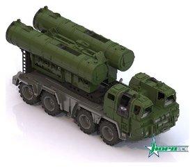 Ракетная установка Щит  Нордпласт