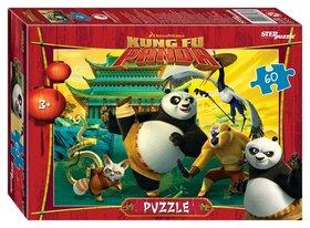 Пазл 60 элементов Кунг-фу Панда  Step puzzle