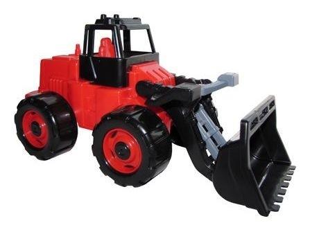 Трактор - погрузчик Геракл  Полесье
