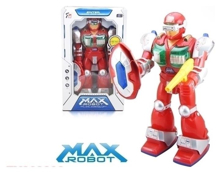 Робот игрушечный со светом и звуком  7m Toys (Ya Le Ming)